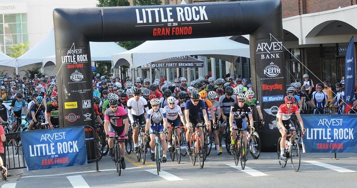 Arvest Little Rock Gran Fondo 2021, 16 October   Event in Little Rock   AllEvents.in