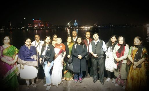 Ganga Arati and the Howrah walks on Purnima, 30 December | Event in Howrah | AllEvents.in