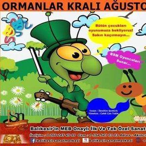 ORMANLAR KRALI AUSTOS BCE (ocuk tiyatrosu)