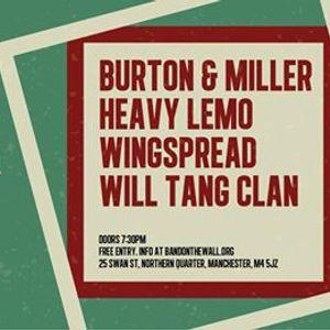 Free Jazz Burton & Miller Heavy Lemo Wingspread & more