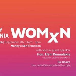 Equality California Womxn Brunch - San Francisco