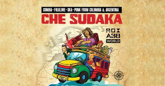 Új időpont! PestiEstek: Che Sudaka, 3 February | Event in Budapest | AllEvents.in