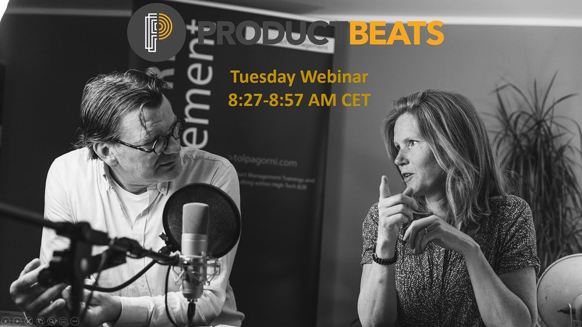 ProductBeats Tuesday Webinar | Online Event | AllEvents.in