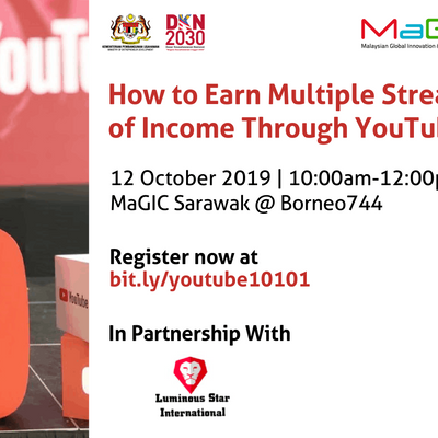 Coffee Chat - How to Earn Multiple Streams of Income Through YouTube