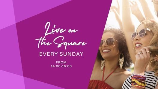 Live on the Square | Event in Johannesburg | AllEvents.in