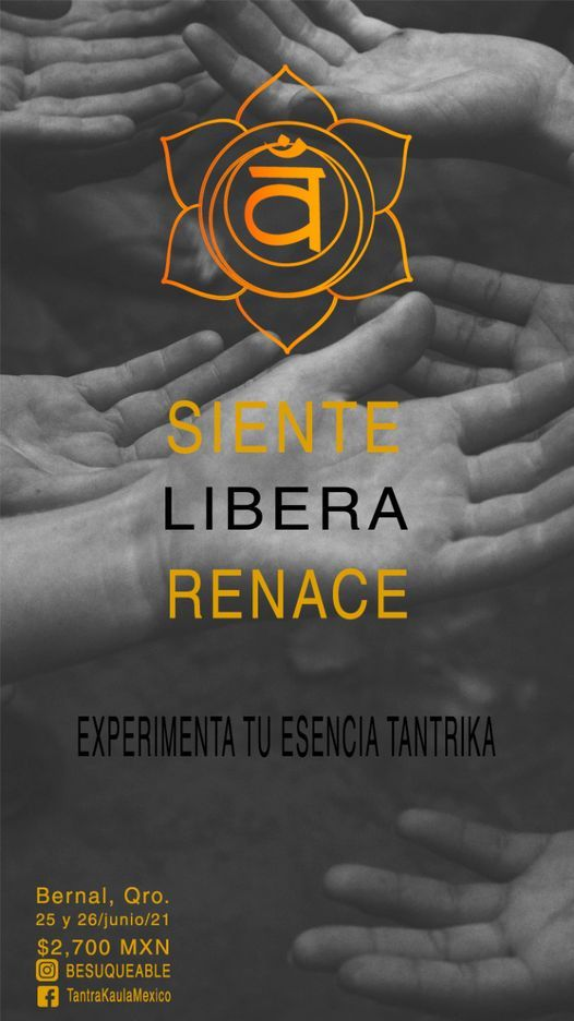 Experiencia Tantra Kaula, Bernal, Querétaro, 26 June | Event in Celaya | AllEvents.in