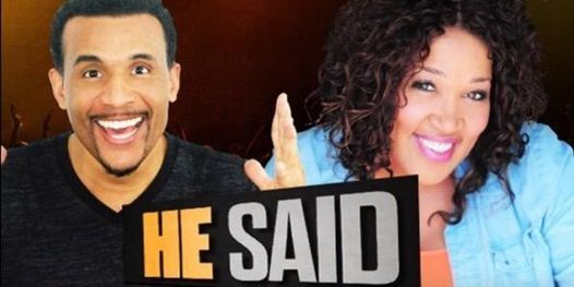 HE SAID, SHE SAID KYM WHITLEY & DAVID ARNOLD, 11 March | Event in Norcross | AllEvents.in