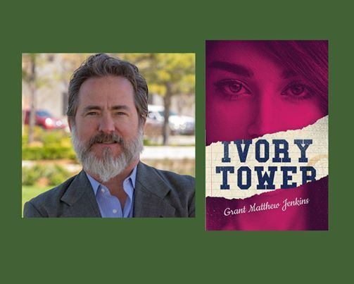 Grant Jenkins to sign Ivory Tower