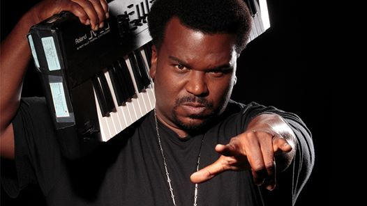 Craig Robinson at Comedy on State