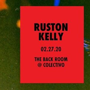 Ruston Kelly at The Back Room at Colectivo