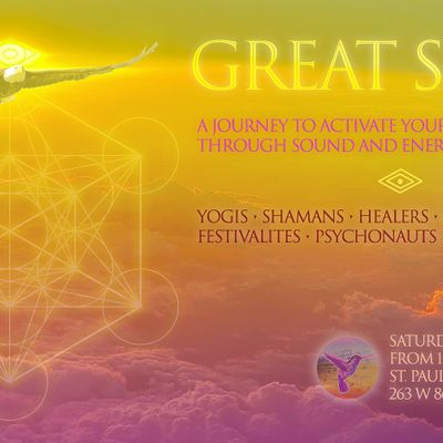 Great Spirit - A Sound Healing Journey & Concert for Universal Harmony