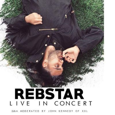 MUSIC Rebstar in Concert and Q&ampA