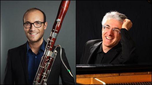 Recital di fagotto e pianoforte - Andrea Cellacchi con Roberto Arosio   Event in Lugano   AllEvents.in