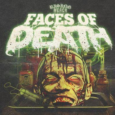 Rising Merch Faces of Death 2020