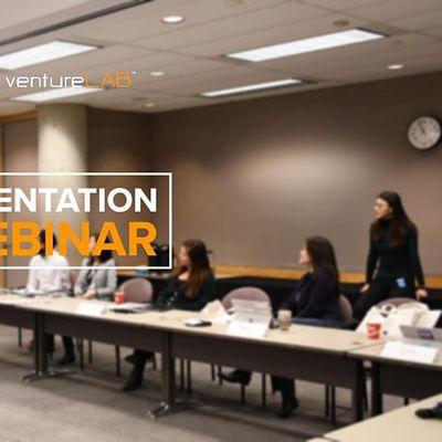 ventureLAB Orientation (Webinar)