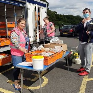 Weekly Donnington Pop Up - Food Share Project