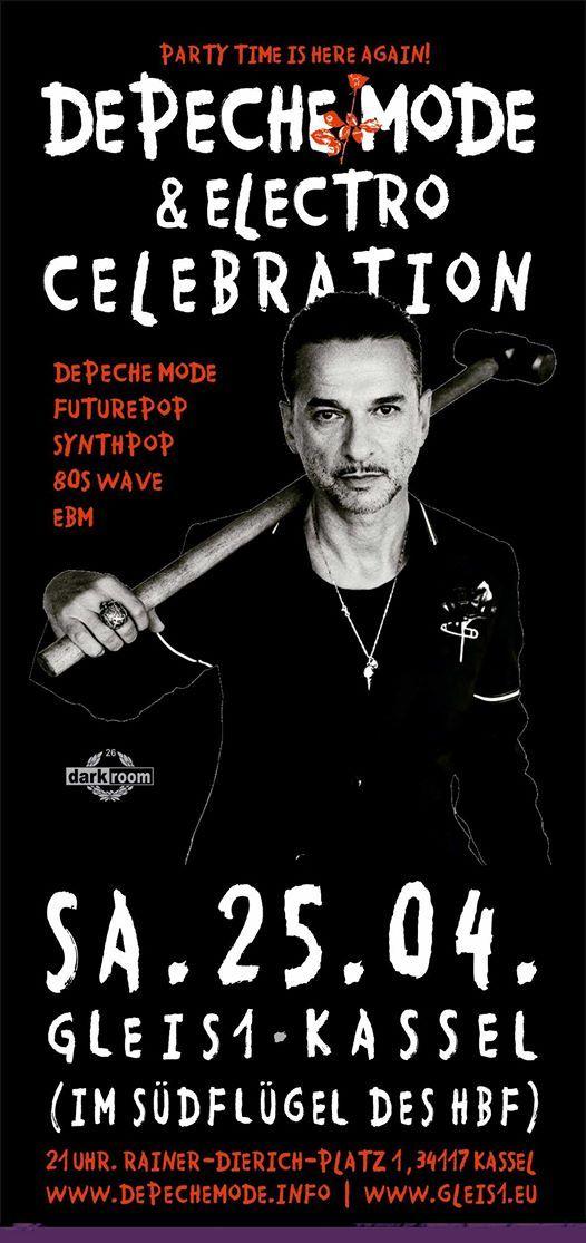 Depeche Mode & Electro Celebration Kassel 3.0
