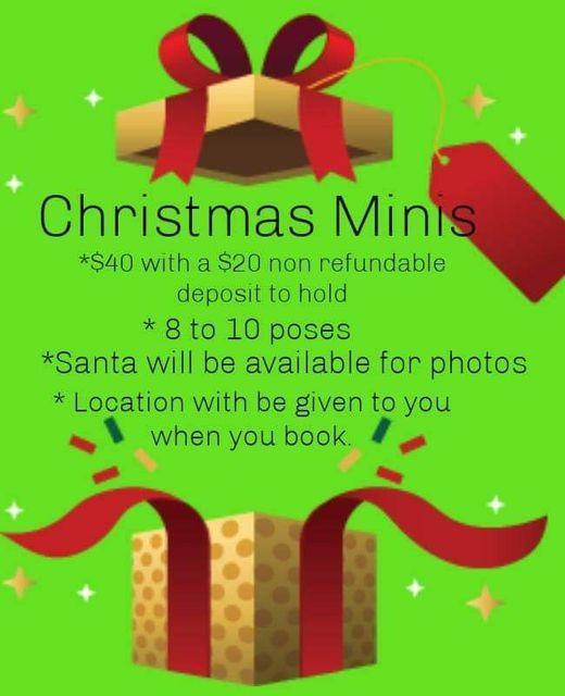 Christmas In Cardington Ohio 2020 Christmas Minis, Post Office Cardington, 21 November