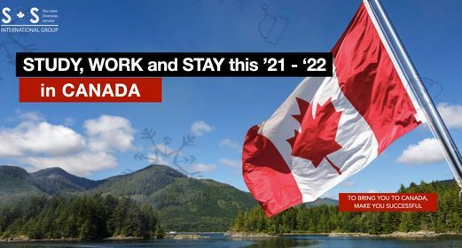 Study, Work and Stay in Canada this 2022 without IELTS, 23 September | Online Event | AllEvents.in
