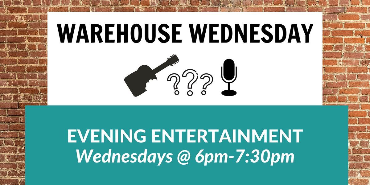 Warehouse Wednesday | Event in Cleveland | AllEvents.in