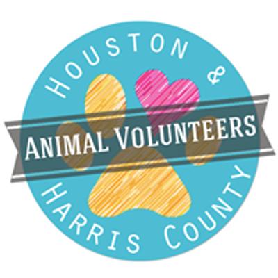 Houston & Harris County Animal Volunteers