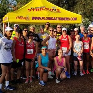 Florida Striders Saturday Oakleaf Group Run