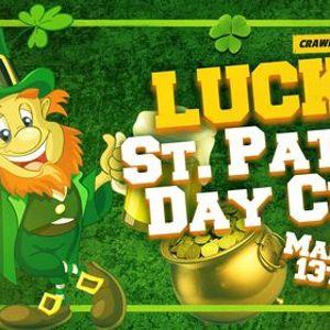 Luckys St. Patricks Day Crawl - Towson