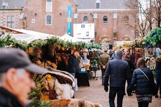 Kerstmarkt Alkmaar 2019 (official)