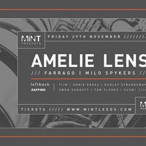 Amelie Lens presented by MiNT