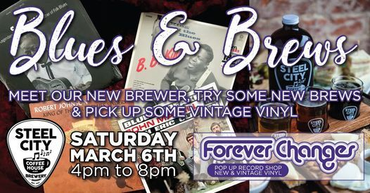 FOREVER CHANGES POP-UP NEW & VINTAGE VINYL RECORDS, 6 March | Event in Phoenixville | AllEvents.in