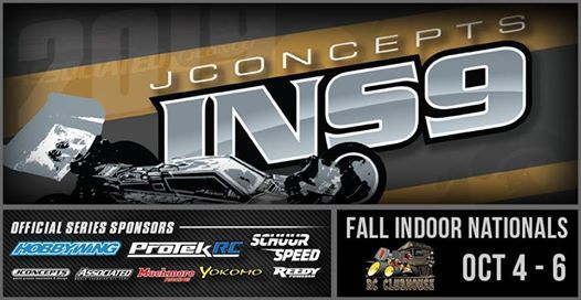 Fall Indoor Nationals at RC Clubhouse Hobby Shop & Race