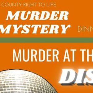 Mder Mystery Dinner- 70s