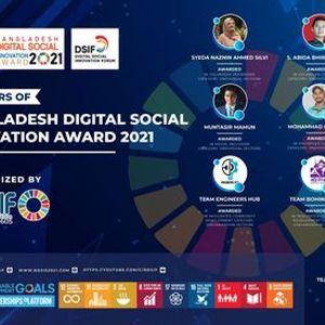 Bangladesh Digital Social Innovation Award 2021