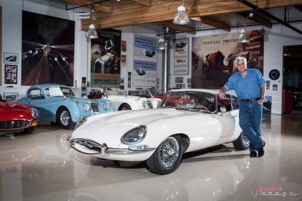 PRIVATE TOUR OF  JAY LENOS INCREDIBLE COLLECTION