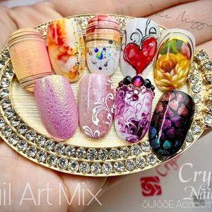 Nail Art da Salone - Mix