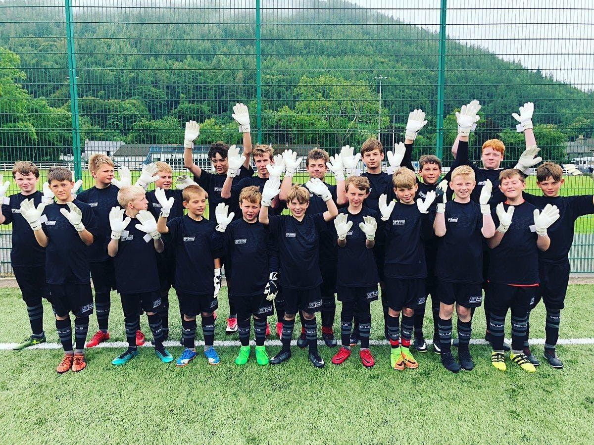 Isle of Man Sells Pro Training Goalkeeper Camp 2020