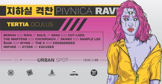 Pivnica RAVË VII [w/ Tertia Oculus] //**.**.2X//, 30 January | Event in Banska Bystrica | AllEvents.in