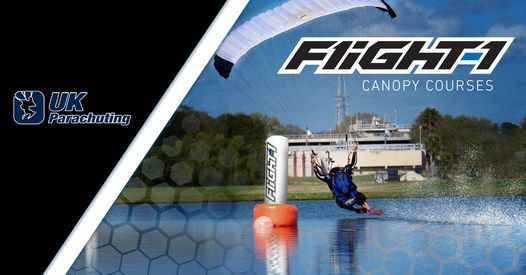 Flight - 1 101 & 102 Canopy Courses at Skydive Sibson, 22 May | Event in Peterborough | AllEvents.in