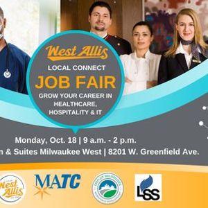 IT Healthcare & Hospitality Job Fair