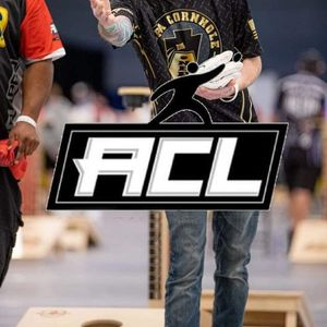 ACL Regional Cornhole Tournament at Hilton Scranton Sunday April 18