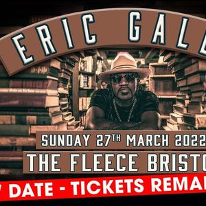 Eric Gales  special guest Danny Bryant at The Fleece Bristol