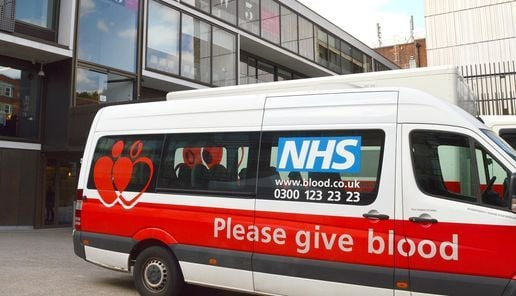 Give Blood at JW3, 24 May | Event in London | AllEvents.in