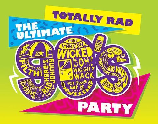 Remember the 90's, 20 August   Event in Helmond   AllEvents.in