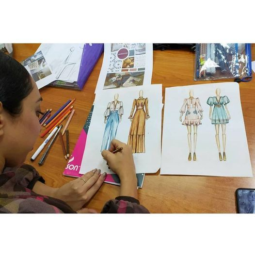Fashion Drawing & Collection Concept Course