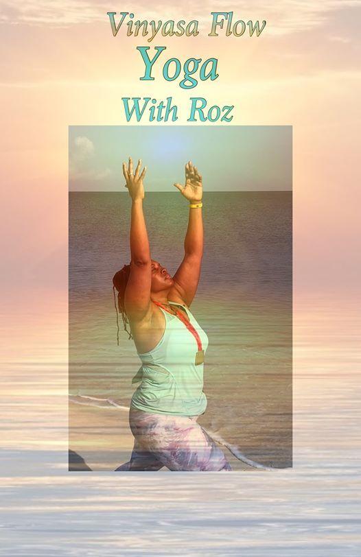 Vinyasa Flow Yoga With Roz at Premier Studio, New Castle