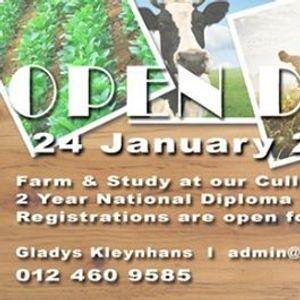 Agriskills Cullinan Farm Open Day