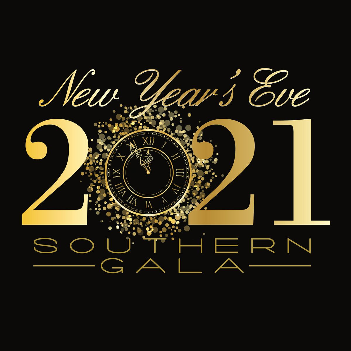 New Years Eve 2021 Southern Gala, Hilton Greenville, 31 December to 1 January