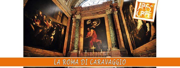 La Roma di Caravaggio