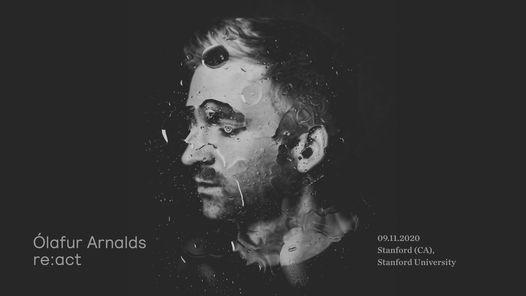 Ólafur Arnalds at Stanford University, 9 November | Event in Stanford | AllEvents.in