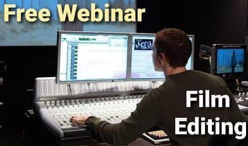 Film and Video Editing | Online Event | AllEvents.in